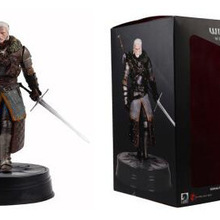 Huong 25CM Dark Horse The Witcher 3 Wild Hunt Geralt of Rivia Grandmaster Ursine