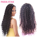 7A Brazilian Full Lace Human Virgin Hair Wigs For Black Women Brazilian Curly Hair Lace Front Wigs Glueless Full Lace Wigs 8-24""