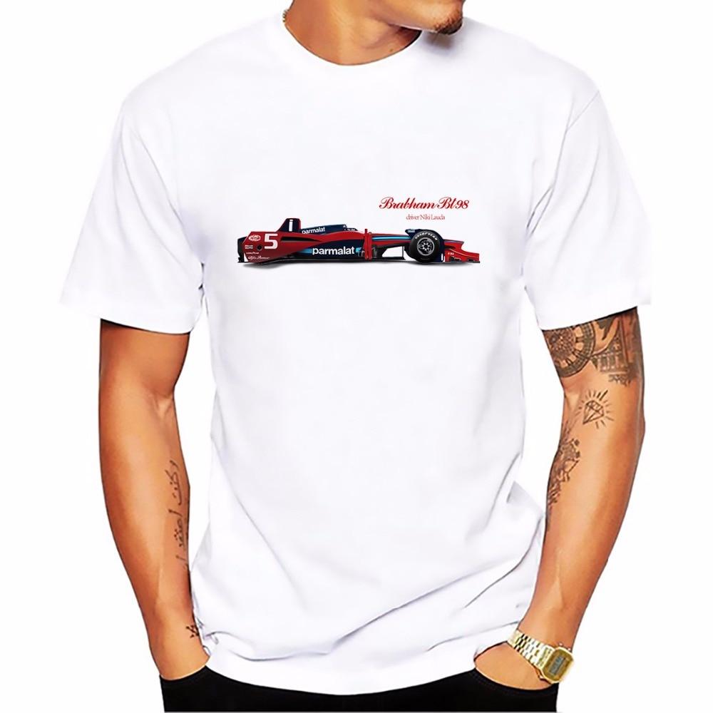 Die Gold Reifen Cup Serie F1 Autos Design T Shirt Herren neue - Herrenbekleidung - Foto 4