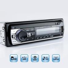 Viecar MP3 Player FM Car Radio Stereo Audio Music USB SD Digital Bluetooth with In Dash Slot AUX Input cheap Radio Tuner 2 5 In-Dash English 480 x 234 188 x 58 x 85mm 504g Plastic Metal Electric 60W x 4 87 5 - 108 0MHz MP3 Players Bluetooth