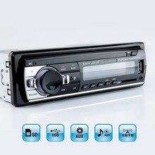 Показателя viecar MP3-плееры FM автомобиля Радио стерео аудио Музыка usb sd цифровой bluetooth с в тире слот aux Вход