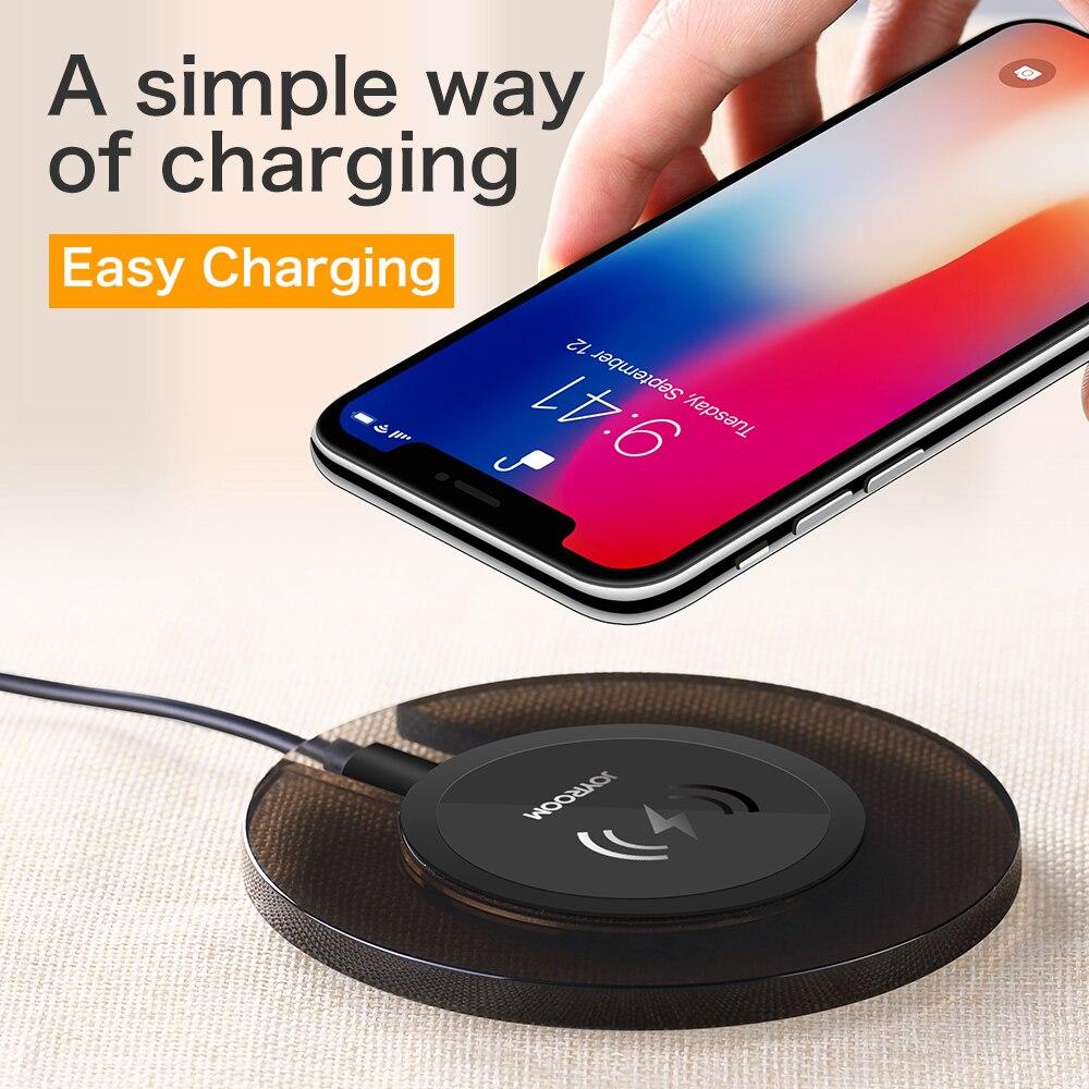 Handy-zubehör Essien Qi Drahtlose Ladegerät Led Adapter Schnelle Lade Pad Für Iphone Xs X 7 8 6 S Plus Samsung Huawei Mate 20 Pro Drahtlose Ladegerät