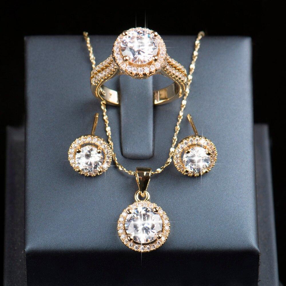90% de réduction Ensembles de bijoux de mariage pour les mariées - Bijoux fantaisie - Photo 4