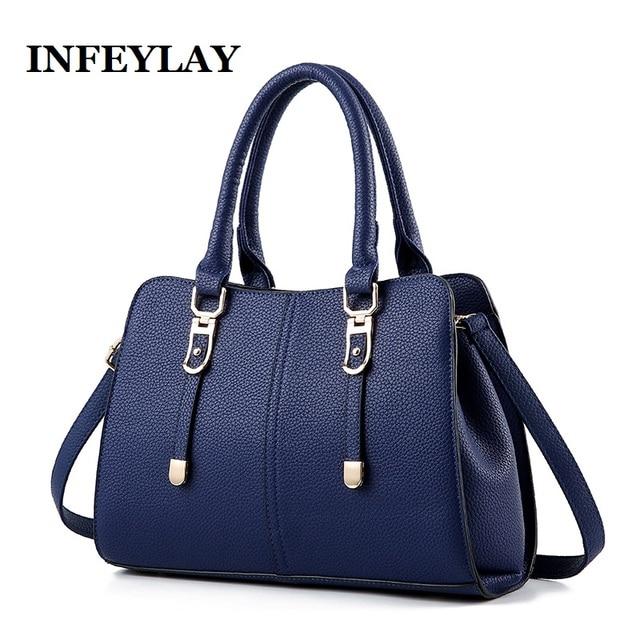 Brand Beautiful Lady Single Shoulder Bag Embossed Casual Handbag Fashion Pu Messenger Bags Women New