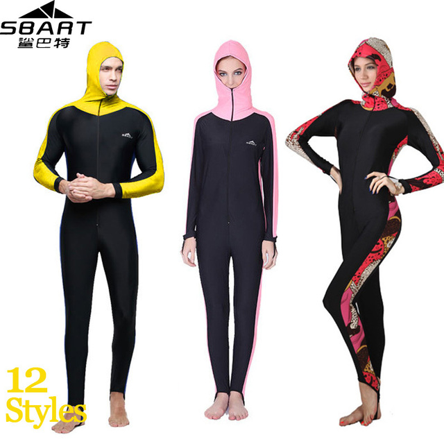Sbart wetsuit men spearfishing sufing diving suit for for Women s ice fishing suit