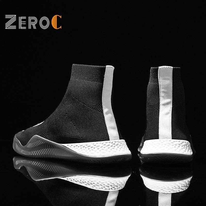 ZeroC 2019 Summer Men Socks Sneaker Breathable Mesh Male Shoes Slip on Sock Shoes Loafers Boys Super Light Sock TrainersZeroC 2019 Summer Men Socks Sneaker Breathable Mesh Male Shoes Slip on Sock Shoes Loafers Boys Super Light Sock Trainers