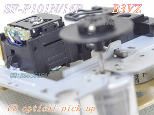 Image 2 - New SF P101N 16P Laser Lens Lasereinheit SF P101N SFP101N 16pin Optical Pickup Replacement For San yo CD DVD Player