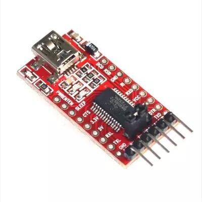 FT232RL FTDI USB 3.3V 5.5V To TTL Serial Adapter Module ForArduin Mini Port.Buy A Good Quality!Please Choose Me