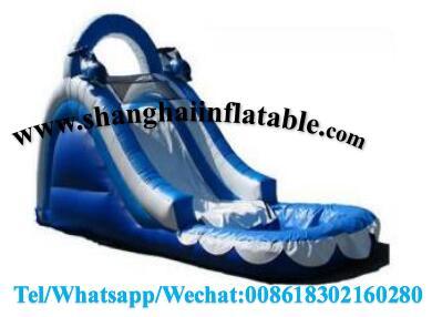 inflatable font b swimming b font pool slides kids water slide inflatable giant slide