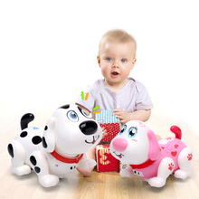 Dog Robot Interactive Toys Singing And Dancing Walking Electronic Pet Intelligent Machine Early Learning Touch-sensitive Pets