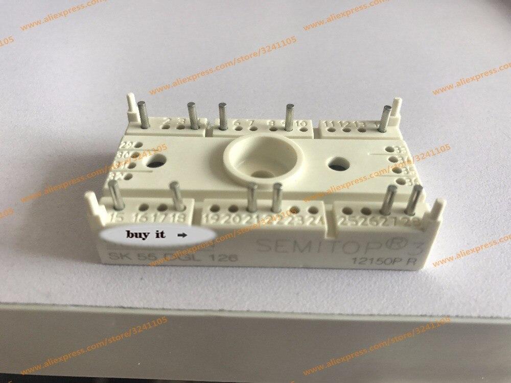 Free Shipping NEW SK55DGL126 MODULE
