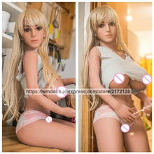WMDOLL 140cm Sex Robot Dolls Adult Lifelike TPE Real Anime Silicone Sex Doll Big Breast Sexy For Men