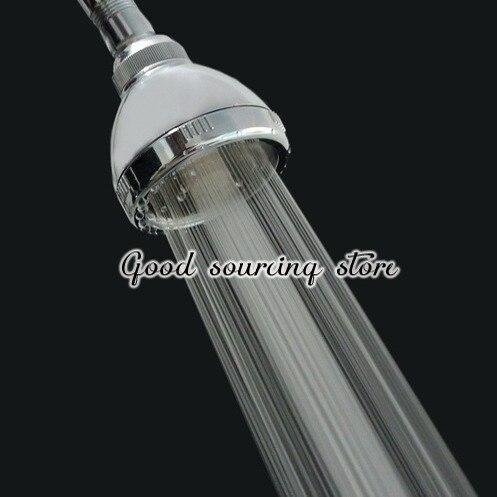brand new plastic pressurized hotel rain shower shower power shower headchina
