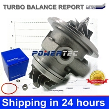 Balanced Turbo cartridge TB2527 452022 1441122J01 14411G9900  turbo core CHRA for Nissan Patrol 2.8 TD 115 HP water cooled