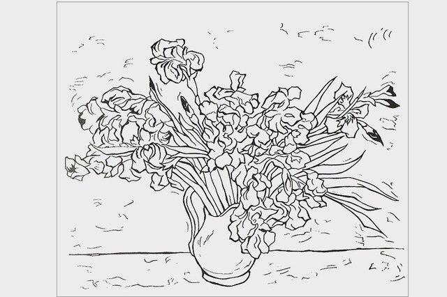 Tienda Online 1 piezas 4 estilo pintura abstracta famosa Van Gogh ...