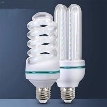 купить E27 led energy saving bulb spiral tube bulb home white light indoor bed room lamp CFL fluorescent дешево