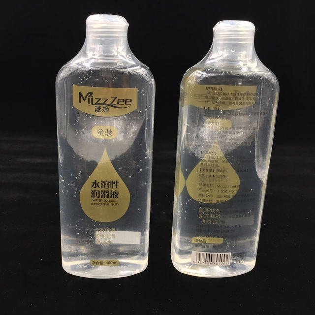 MizzZee 400ML Upgrade golden Lubricant For Sex Smoothing Lube Massage Gel Anal lubrication Intimate Goods Sex Toy for Adult Sex 5