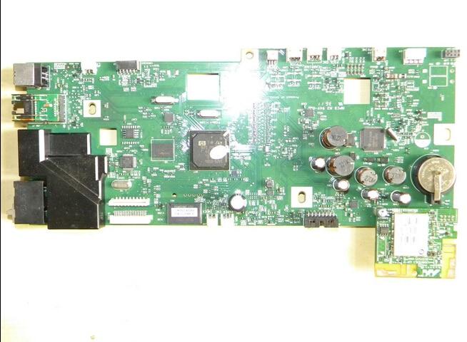 para hp Officejet Formatador de Impressora Plus Placa Principal Pro 8600 N911g Cm750-60001