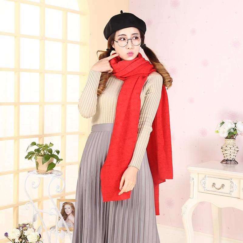Spring autumn anti UV sunscreen beach towel Scarf Shawl women long dual-purpose silk scarf
