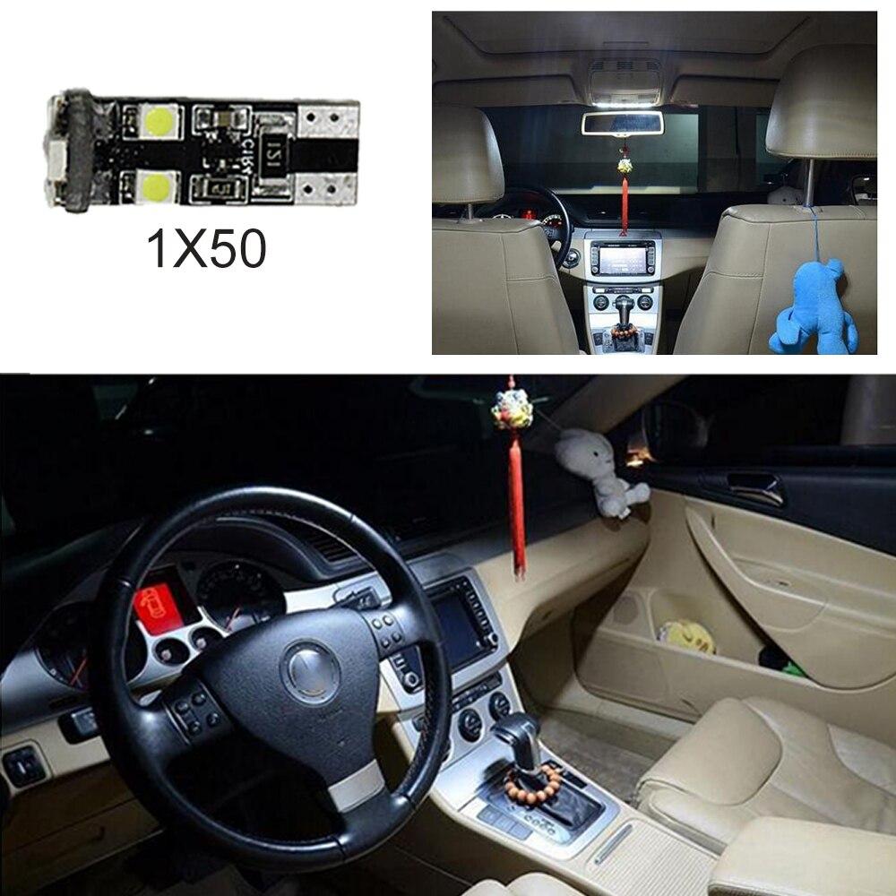 Super Bright T10 8SMD 3528 LED καθαρό λευκό - Φώτα αυτοκινήτων - Φωτογραφία 5