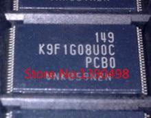 IC החדש המקורי K9F1G08U0C PCB0 K9F1G08U0C K9F1G08UOC PCBO K9F1G08UOC TSOP48