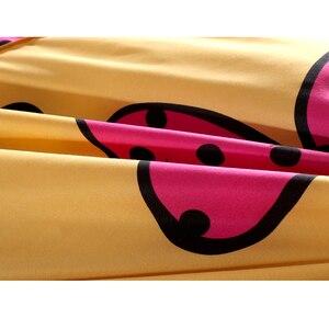 Image 5 - Disney Mickey Maus Bettbezug set 3 oder 4 Stück Volle Twin Einzigen Größe Bettwäsche Set für Kinder Schlafzimmer Dekor bett Leinen