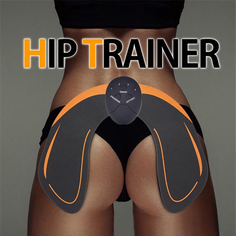 5f69ccaddcc aliexpress.com - EMS Hip Trainer Intelligent Fitness Weight Loss Body Slimming  Massage EMS Muscle Stimulator ABS Buttock Tighter Massager Unisex -  imall.com