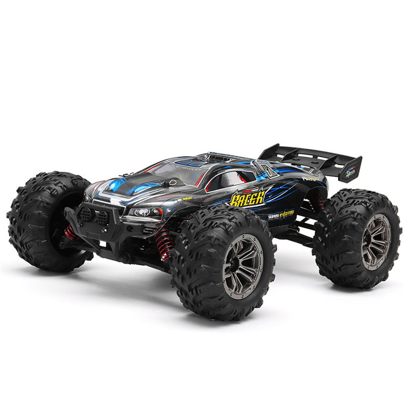 2018 New Xinlehong 9136 1/16 2.4G 4WD 32cm Spirit Rc Car 36km/h Bigfoot Off-road Truck RTR Toy