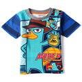 Ropa al por menor del bebé verano de los muchachos niños camisetas niños camisetas nova niños de la marca de ropa de los muchachos de nueva llegada c2609