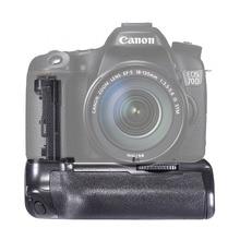 JINTU батарейный блок держатель BG-E14 для Canon EOS 70D 80D DSLR камера LP-E6 замена питания