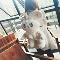 WEGO soft bunny cartoon Meng big doll plush three-dimensional shape of a shoulder bag soft sell Meng sister rabbit backpack