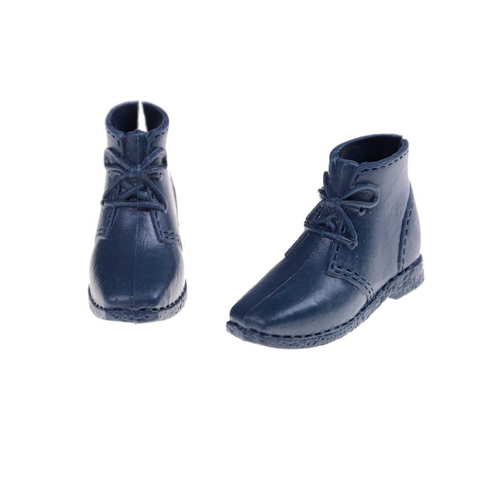 fc93d43cab6 1 пара популярная кукла обувь кроссовки цена Кен мужской Куклы Аксессуары  для бойфренда для Кена детская