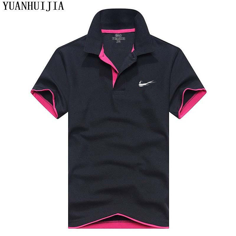 2019 Males's Polo Shirtjust For Males Desiger Polos Males Cotton Brief Sleeve Shirt Garments Jerseys Golftennis Plus Measurement S- Xxxl