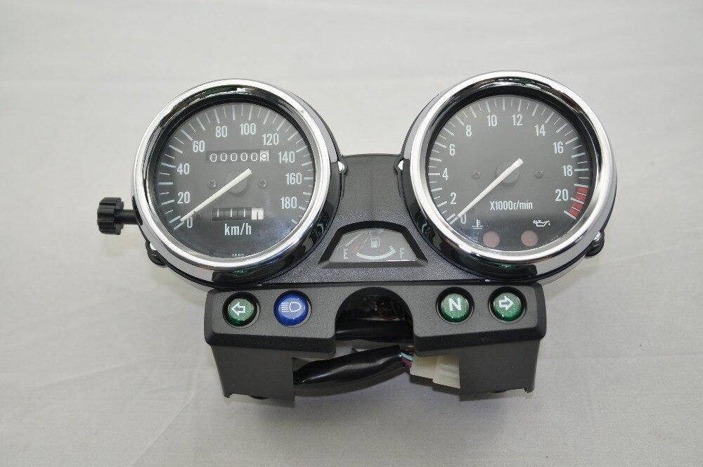 скутер частей/ комбинация приборов одометр /спидометр тахометр подходит для Kawasaki ZRX400 ZRX1100 ZRX750 кмч 180 /бесплатная доставка