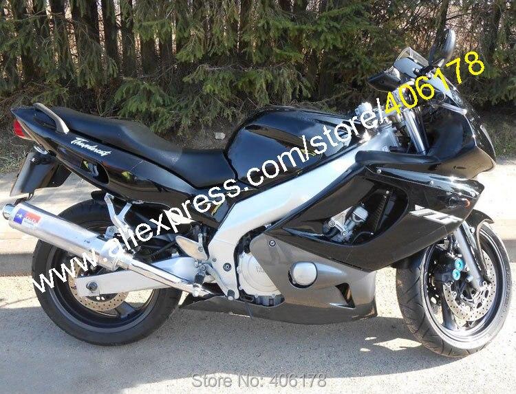 Offres spéciales, kit de carénage pour YAMAHA YZFR6 1997-2007 YZF600R YZF R6 97 98 99 00 01 02 03 04 05 06 07 noir pièces de moto