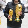 2016  middle size 25cm  replica world cup trophy   brazil world cup best soccer fan gift