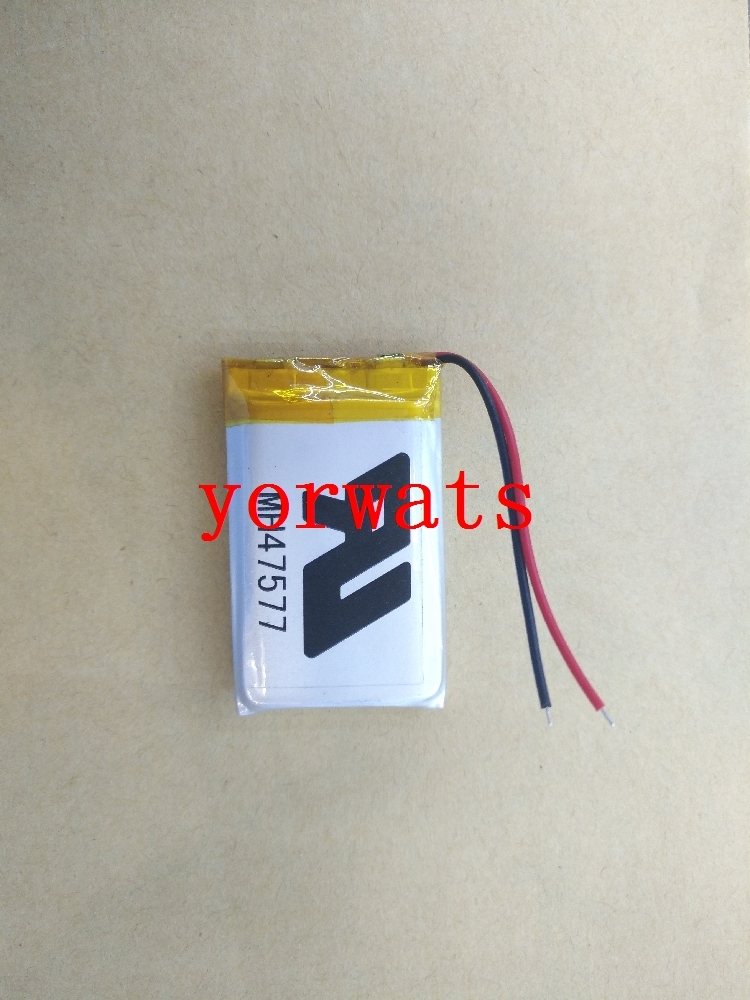 New Hot A Rechargeable Li-ion Cell 3.7V polymer lithium battery <font><b>652540</b></font> 800MAH direct sale image