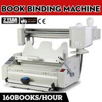 Идеальный промышленный полностью автоматический блокнот для тетради для упражнений, делая термоклей для фото, машина для переплета книг