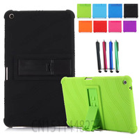 New Thickening Non Slip Shockproof Back Cover Shell Case For Huawei MediaPad T3 8 0 KOB