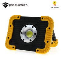 Auto Repair Light LED Lights Strong COB Rotating Working Lamp Bright Portable Tent Battery Lights Outdoor Spotlights