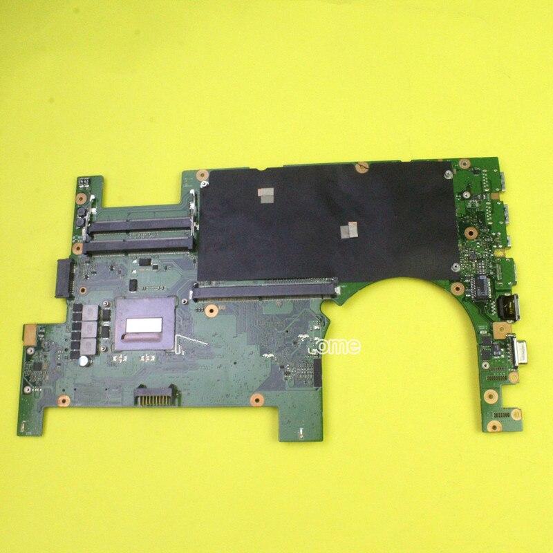 Laptop Motherboard For ASUS G750 G750J G750JW I7-4700HQ 60NB00M0-MB4060 REV:2.1 Mainboard