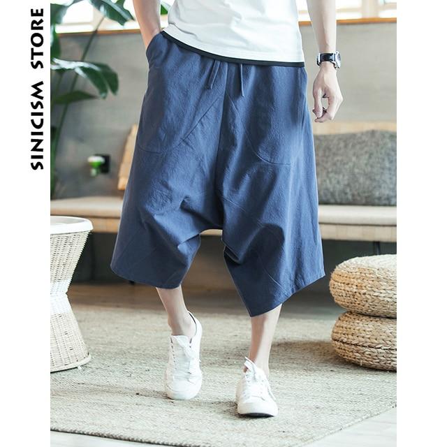 Baggy Harem Pants  2