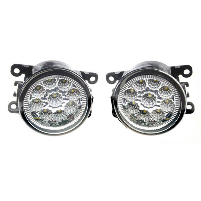 Fog Lamp Assembly Super Bright Fog Light For Suzuki Grand Vitara 2 JIMNY FJ IGNIS II SWIFT SPLASH ALTO 1998-2015 Led Fog Lights