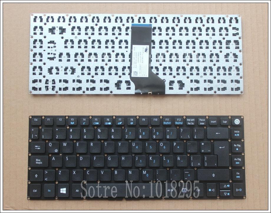 Spanish Keyboard Teclado For Acer aspire E5-473 E5-473G E5-473T E5-473TG E5-422