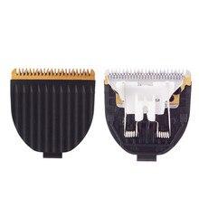 Оригинальное Сменное лезвие для триммера для волос, головка для HC-001, машинка для стрижки