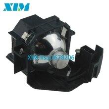Alta calidad EMP S4 EMP S42 PowerLite S4 ELPLP36/V13H010L36 bombilla de proyector con la vivienda para Epson 180 días de garantía