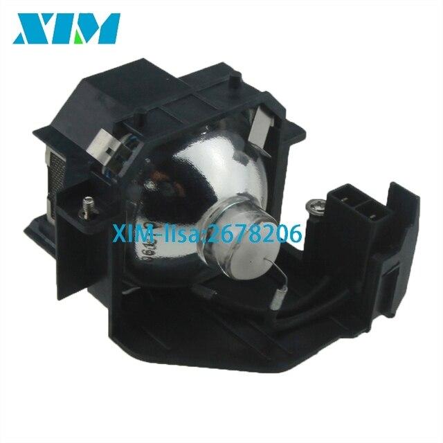 高品質 EMP S4 EMP S42 PowerLite S4 ELPLP36/V13H010L36 プロジェクターランプ電球ハウジングと 180 日保証