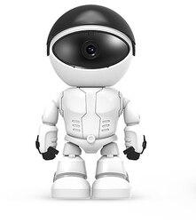 Không Dây Robot Camera Camera WIFI IP Camera Quan Sát Cam Cho Bé Màn Hình Hỗ Trợ P2P Giám Sát Từ Xa HD H.264 Hồng Ngoại Nhìn Đêm Dành Cho Android hoặc IOS