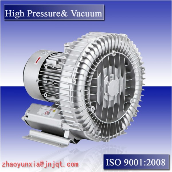JQT7500 7.5kw cnc router pump regenerative blower manufacture