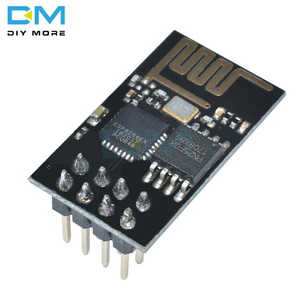 ESP8266 ESP-01 ESP01 ESP 01 Серийный беспроводной модуль Wi-Fi для приемопередатчика Arduino, плата приемника для Arduino Raspberry Pi 3, модуль